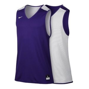 NIKE Elite DriFit Reversible Basketball Tank NWT